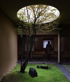 silentlane: The Kahitsukan (何必館・現代美術館), Kyoto