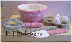 Crochet-ustensiles de cuisson...Pattern PDF par KTBdesigns sur Etsy