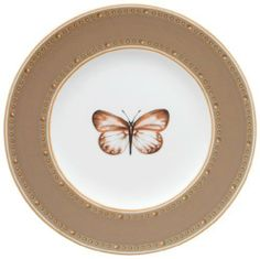 Villeroy & Boch Arden Lane Butterfly 6-1/4-Inch Bread and Butter Plate by…
