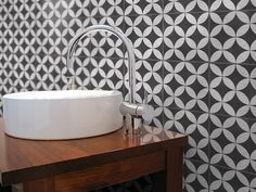 C704-06 bathroom splashback tile