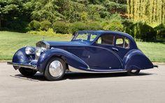 1932 Rolls-Royce Phantom II Continental by Figoni et Falaschi