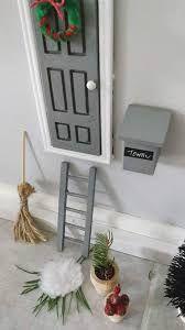 Kuvahaun tulos haulle tonttuovi Decor, Ladder Decor, Home Decor, Light Box, Light