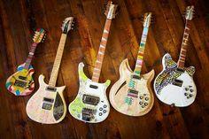 guitars rickenbacker