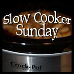 Slow cooker Sunday