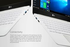 LG Shows Windows 10 Love, Debuts Gram Laptops at CES 2017: At the CES 2017 show in Las Vegas, LG raised a curtain on the Gram laptop range.…