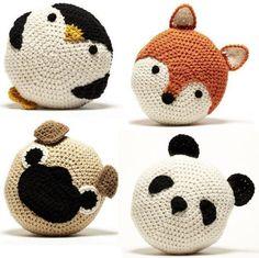 cutecrocs.com crochet animals (09) #crocheting