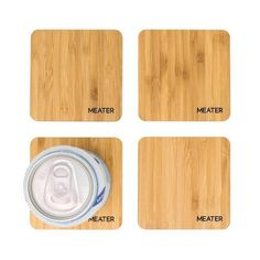 MEATER® Official US Store | Shop Now – MEATER US Cooking Tools, Cooking Recipes, Water Stains, Drink Coasters, Things To Buy, Bamboo, Beer, Cook Meat, Drinks