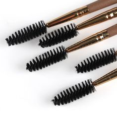 Fashion beauty Cosmetic Blush Beverly Hills Brow Makeup Brushes For Eyeshadow Eyeliner EyeBrow Brush blending Eye Contour Brush Eyebrow Brush, Contour Brush, Eyeliner Brush, Eye Contour, Eyebrow Makeup, Beauty Makeup, Eye Brushes, Eyeshadow Brushes, Makeup Brushes