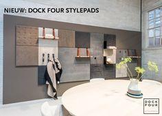 Nieuw: Dock Four Stylepads