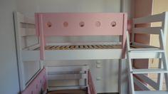 Κρεβάτι κουκέτα σουηδικό ξύλο λάκα. ΕΠΙΠΛΑ ΚΑΦΡΙΤΣΑΣ Bunk Beds, Loft, Furniture, Home Decor, Decoration Home, Double Bunk Beds, Room Decor, Lofts, Home Furnishings