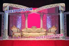#Stylish #Wedding #Butterfly #Mandap #Set #Dstexports