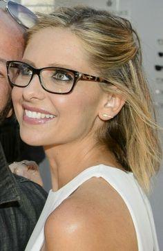 Her Glasses!!