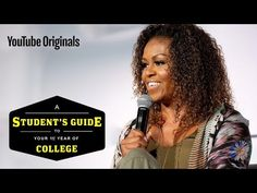 [Trailer] A Student's Guide to Your First Year of College First Year Of College, Freshman Year, Youtube Original, Student Guide, Barack And Michelle, Best Youtubers, First Time, Tuesday, Students