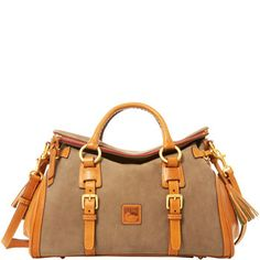 Loving this classic yet chic bag from Dooney and Bourke - i feel like they haven't made something i'd buy since i worked there in the 10th grade...
