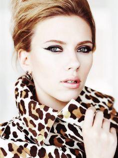 Lost in Scarlett Johansson