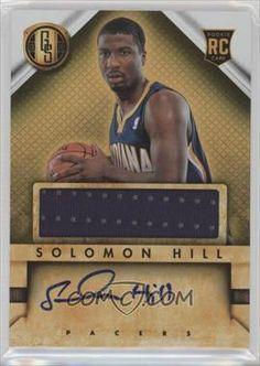 72101aa345a279 2013-14 Panini Gold Standard  243 - Solomon Hill