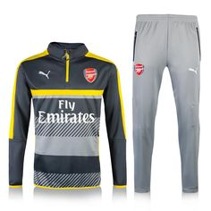 timeless design a671e 01c6a 7 Best ARSENAL 16/17 SOCCER JERSEY TRACK SUIT TRAINING ...