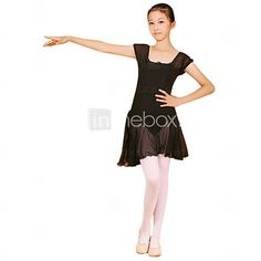 kid chiffon ballet dress