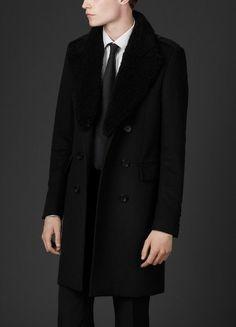 Burberry Prorsum cashmere coat