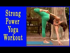 Yoga Workout for strong intermediate and advanced Yogis ✪