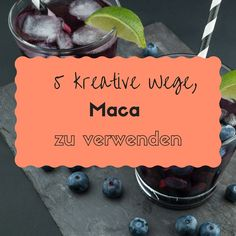 5 kreative Wege, wie du Maca Pulver verwenden kannst inkl. Rezepte