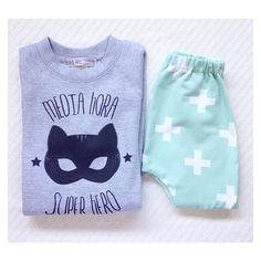 I'M A SUPERHERO💣💣💣💣👀👀👀👀👀AW 16/17 coming soon💪💪✨✨✨💫💫💫💫💫 #mediahora #mediahorakids #instakids #hero #superhero #wonder #boys  #picoftheday #girls #boys #womoms #instakids #kidswear #kidsfashion #fashion #kidsoutfits #littleandbrave #photooftheday #likes #love #aw16 #winter