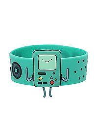 HOTTOPIC.COM - Adventure Time BMO Die-Cut Rubber Bracelet
