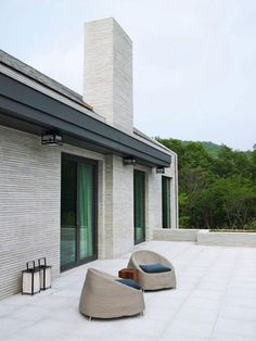 Detail Collective   Exterior Spaces   Oak Valley Asian Residence   Image: viaPiet Boon