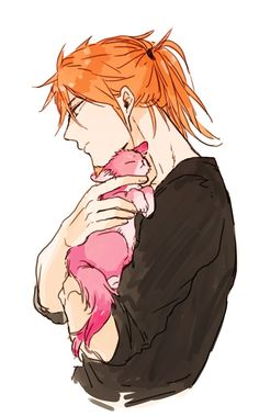 """Uhg leave me alone with all that fighting-shit, Char! I've got my Penelope, my lil Anette. Hell I've even got a pet now."" ""I swear Stu it's the last job. Manga Drawing, Manga Art, Manga Anime, Anime Art, Magi Judal, Sinbad Magi, Cool Anime Guys, Cute Anime Boy, Anime Boys"