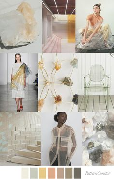 CRYSTAL CLEAR by Pattern Curator