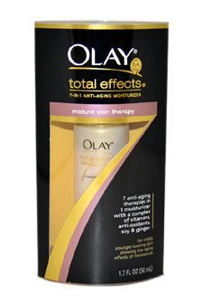 Total Effects Mature Skin Therapy Olay 1.7 oz Moisturizer Women
