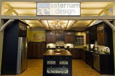Voici une réalisation d'Aeternam Design mise en valeur par les produits d'Éclairage InnovaDEL