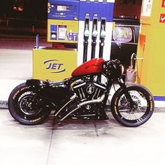 """DM/Tag Us For S/O on Instagram: """"@andreas_sch03ch7 #harleydavidson #showoffmyharley #sportster #Iron883 #iron #sportster883 #bikelife #follow #instadaily #instagood #badass…"""""""