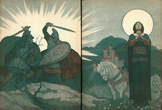N. C. Wyeth's Legends of Charlemagne