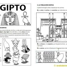 Antiguo Egipto para niños