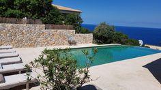 Casa Andratx. Charming #luxuryvilla with amazing sea views in the quiet area of La Mola. Puerto Andratx Sleeps 8+2