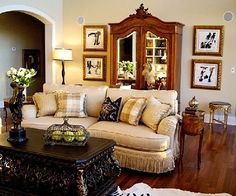 Browse a few of our favorite living rooms submitted by BHG.com users in our ShareMy gallery. Then rate and comment on your favorite rooms.