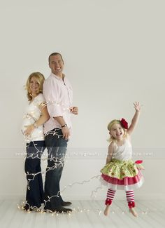© Heidi Hope Photography  Provided Luke is big/cooperative enough, I love this idea for next year's Christmas card!