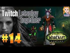 World of Warcraft #1 Massl zieht #Mage 59 mit #DemonHunter 100 - #WoW (Folge vom #Twitch Kanal) - YouTube