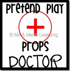 fun site for pretend play ideas as well as tons of other freebies
