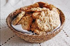 Galletas veganas de cambur y avena | Informe21.com #Food #Comida #Receta