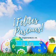 ¡Felices Pascuas! parque acuático La Rana