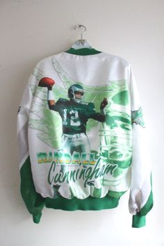 Nothing is uncool about this Randall Cunningham Chalk Line jacket.