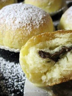 Yummy Eats, I Love Food, Donuts, Cookie Recipes, Nutella, Muffins, Deserts, Food And Drink, Sweets