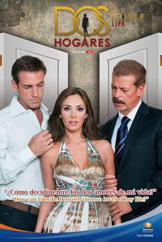 Dos Hogares (Mexico & USA 2011) - Anahí, Carlos Ponce, & Sergio Goyri
