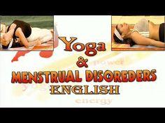Great yoga regimen  for menstrual problems...Girls and women start working...