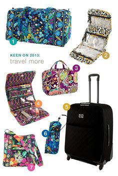 Keen on 2013: travel more