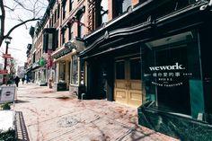 WeWork Chinatown #coworking (Washington, DC, USA)