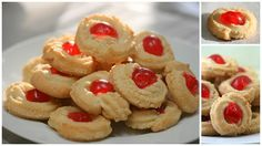 Sicilian almond dough biscuits | pasticcini di pasta di mandorle by Amelia PS, via Flickr