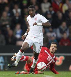 Wilfried Zaha----coming soon to a Man U game near you.